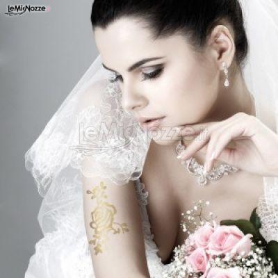 Brenda lazzara, trucco sposa smokey eyes a Mascalucia (Catania)