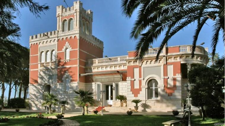 Villa Maria - Villa per ricevimenti di matrimonio
