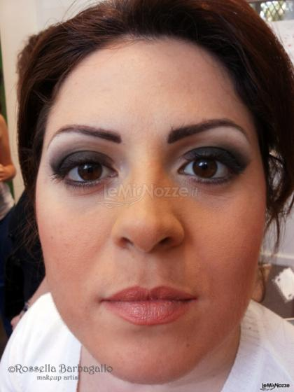 Rossella Barbagallo - Smoky Eyes per sposa