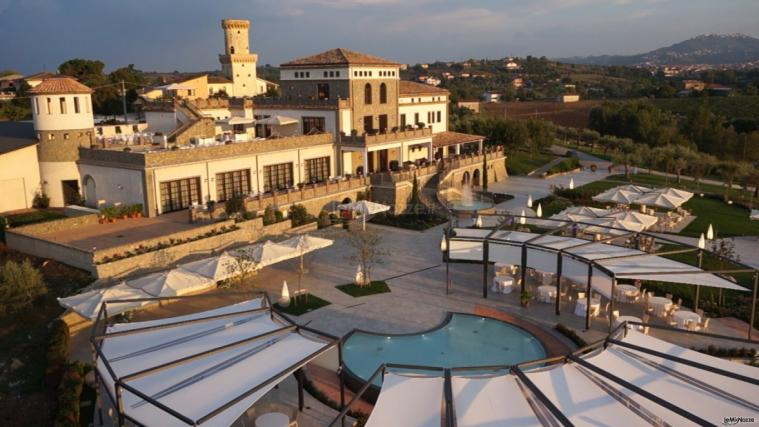 Al Borgo Degli Angeli Panoramica Del Castello