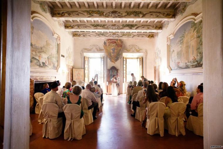 Cerimonia in castello