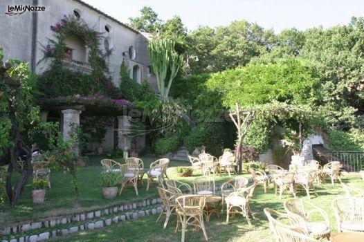 Matrimonio In Giardino : Ricevimento di matrimonio in giardino villa divina foto