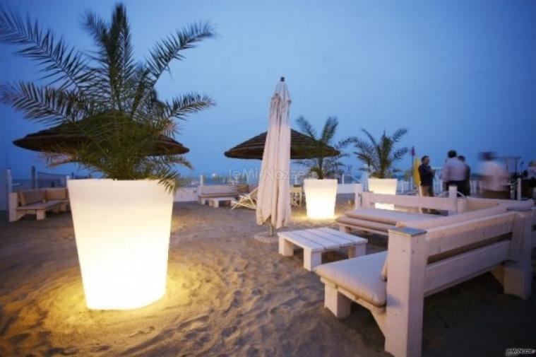 Matrimonio Spiaggia Marina Di Ravenna : Aloha beach ristorante sul mare per nozze a ravenna
