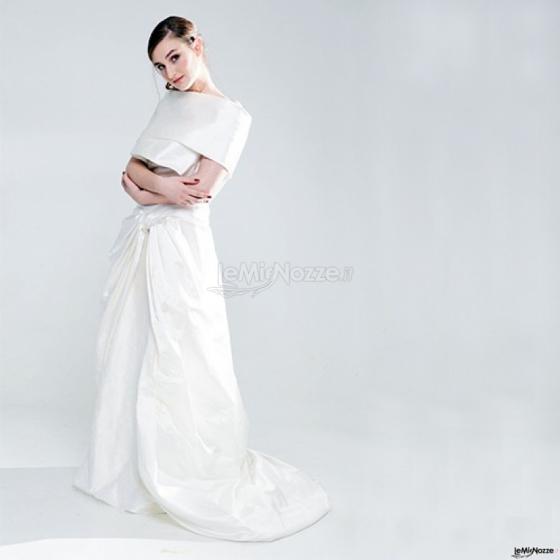 best cheap 51133 a9765 Foto 129 - Abiti da sposa classici - Coprispalle per l'abito ...