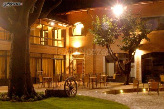 Location di matrimonio - Ristorante l'Antica Posta a Corsaro (Milano)