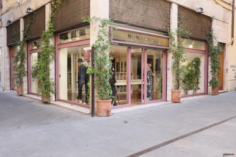 Laura Romagnoli Atelier - L'atelier per gli abiti da sposo e per la cerimonia ad Empoli