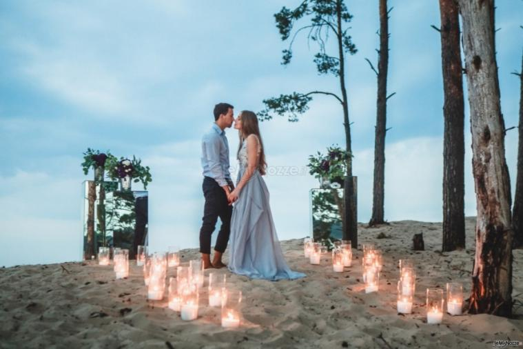 MaVa Events - Romanticamente in spiaggia