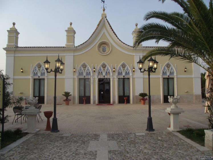 Grand Hotel Vigna Nocelli Ricevimenti - Al tramonto