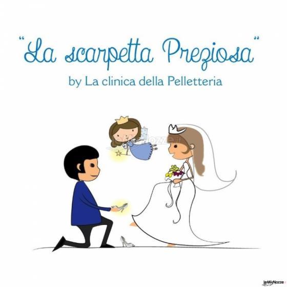 La Clinica della Pelletteria - Scarpe su misura per il matrimonio a Como