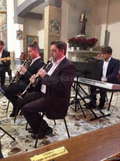 Summertime Trio - La musica per la funzione religiosa