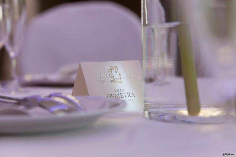 Villa Demetra - L'esperienza ventennale nel mondo ristorativo