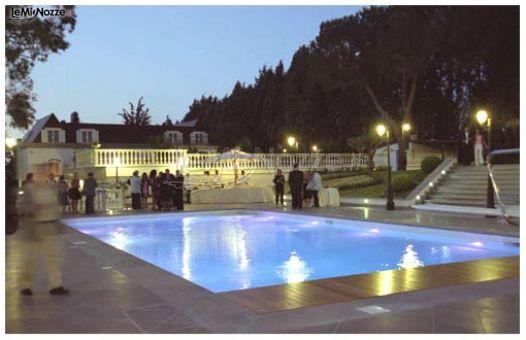 Un matrimonio a bordo piscina l pm eventi wp foto 11 for Matrimonio bordo piscina