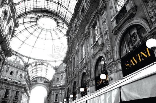 Location di lusso per matrimoni a Milano - Ristorante Savini