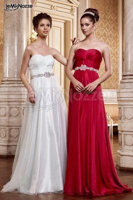 Nuova collezione di abiti da sposa e da cerimonia