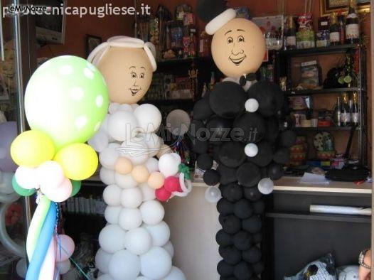 La Pirotecnica Pugliese - Giocattoli pirotecnici per il matrimonio a Bari