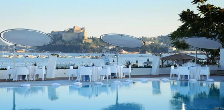 Kora Pool and Beach Events - Ricevimento di matrimonio a bordo piscina