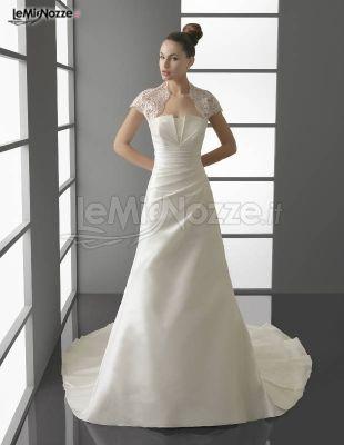 wholesale dealer 27fd9 4f37d Foto 39 - Abiti da sposa moderni - Vestito da sposa con ...