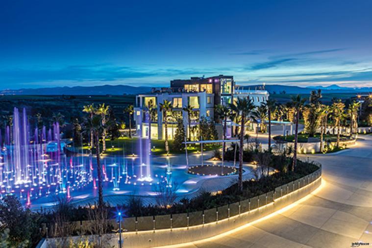 San Barbato Resort - Location per il ricevimento di nozze a Potenza
