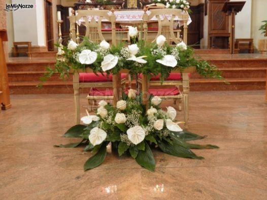 Fiori Chiesa.Foto 231 Addobbi Floreali Chiesa E Cerimonia Fiori Per La