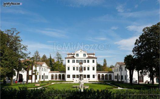 Dimora storica per ricevimenti di matrimonio a Treviso