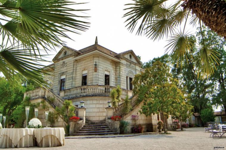 Villa Vergine - Villa in stile liberty per il matrimonio