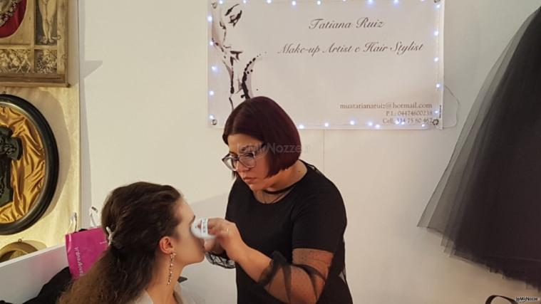 Tatiana Make up Artist - Beauty Make-up
