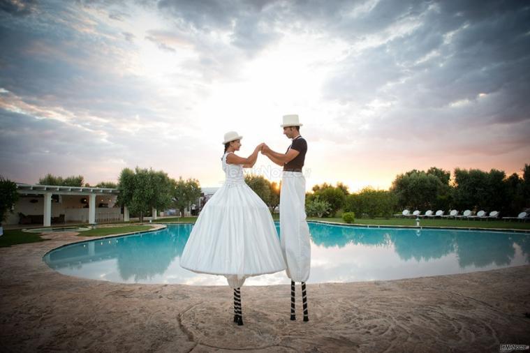 Exclusive Puglia Weddings - l'intrattenimento per gli sposi