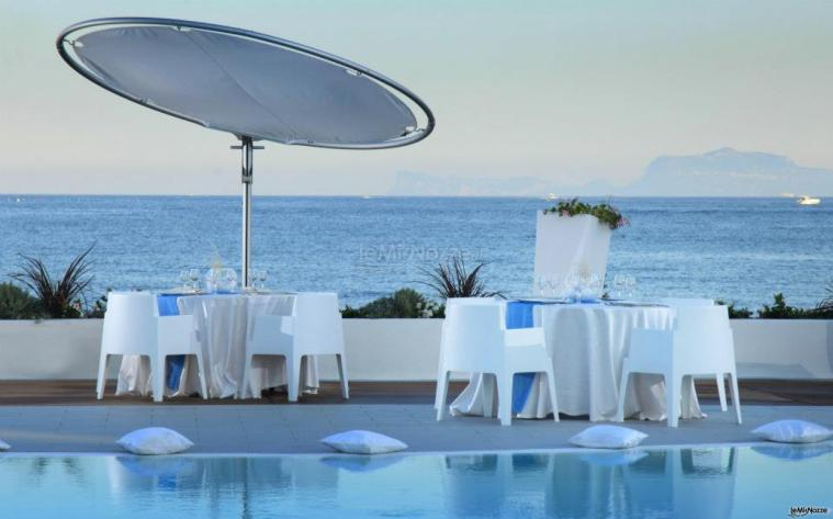 Kora Pool and Beach Events - Matrimonio con vista sul Golfo di Pozzuoli