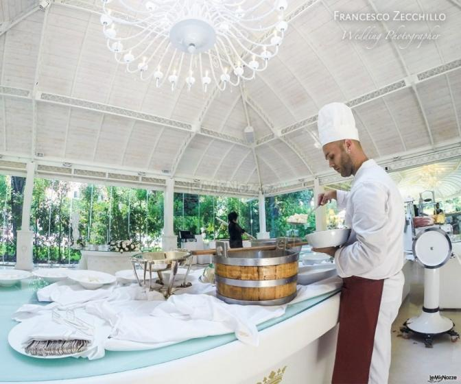 Villa Ciardi - Chef per il matrimonio