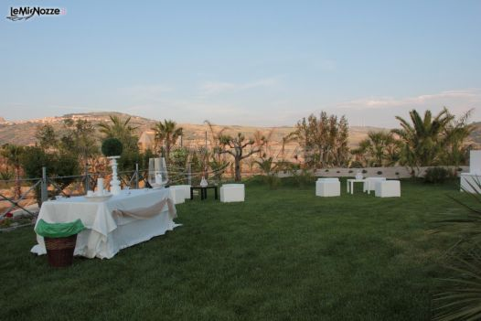 Matrimonio In Giardino : Ricevimento di matrimonio in giardino casale san