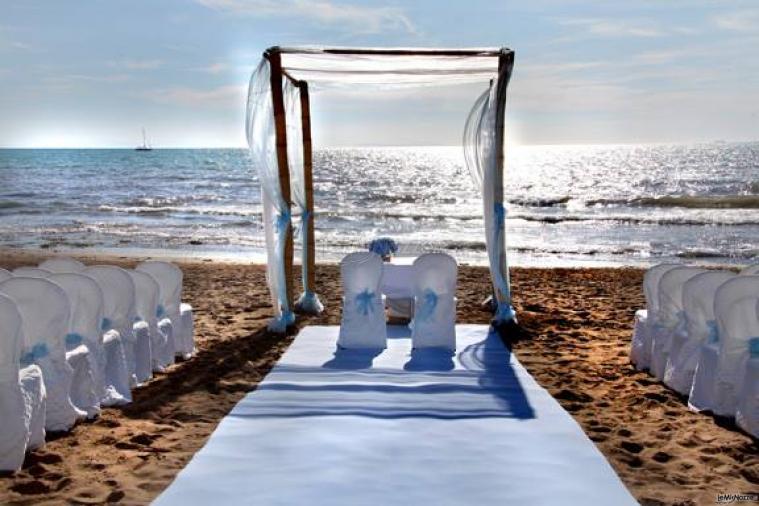Matrimonio Spiaggia Salento : Eccellente matrimoni sulla spiaggia kf75 ~ pineglen