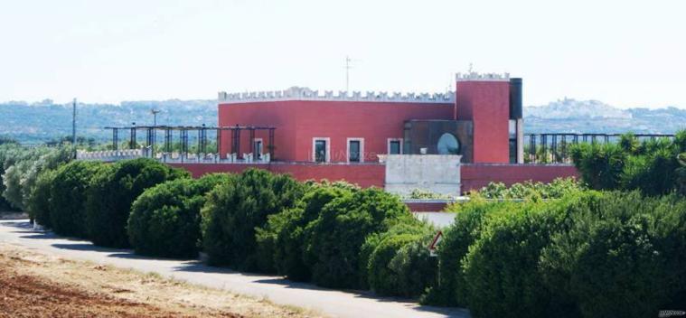 Grand Hotel Masseria Santa Lucia - La masseria