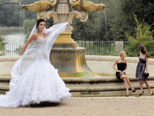 223d3cf4a76e Paola D Onofrio - Vestiti da sposa Roma - LeMieNozze.it