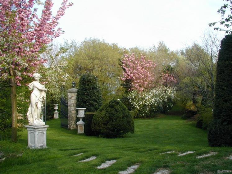 Ristorante Piccolo Mondo - I giardini