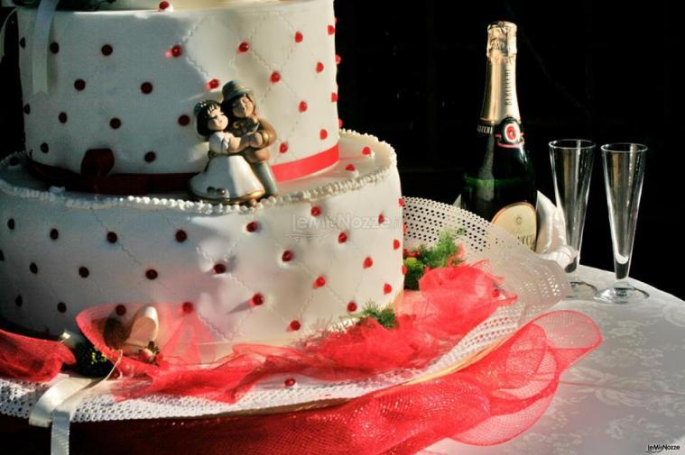 La torta di nozze