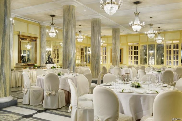 Grand Hotel Parker's - Sala Cerimonia per il matrimonio a Napoli