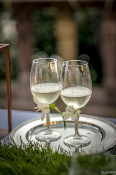 T'a Milano Catering & Banqueting - I calici degli sposi