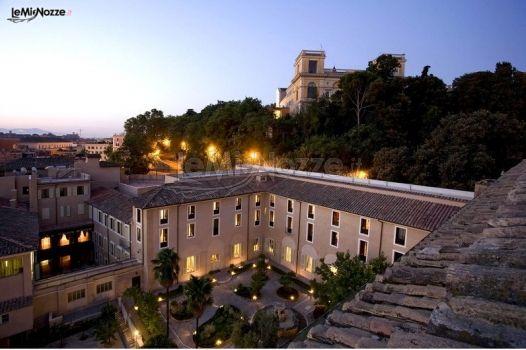 Location Matrimonio Rustico Roma : Hotel donna camilla savelli location di lusso per