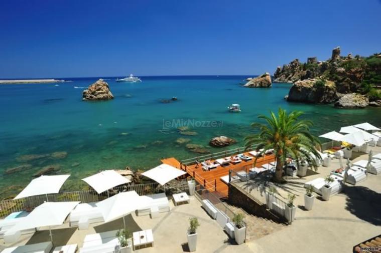 Matrimonio Toscana Wedding Planner : Hotel le calette lemienozze