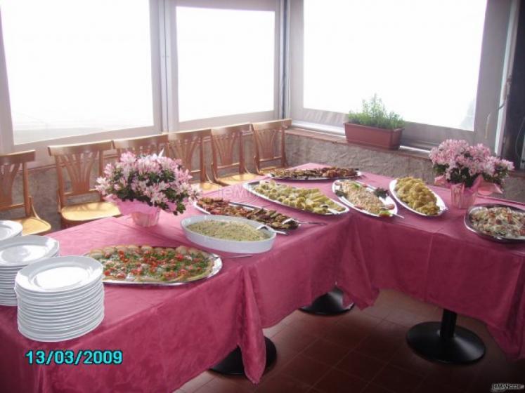 Angolo per buffet
