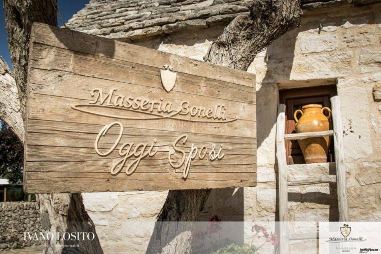 Masseria Bonelli - Oggi sposi