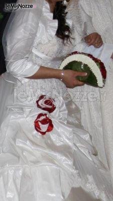 Bouquet Sposa Borsetta.Foto 120 Bouquet Sposa Bouquet A Forma Di Borsetta Per La