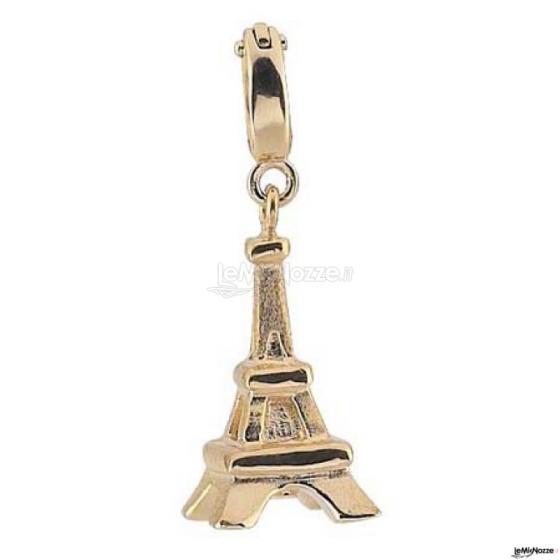Ciondolo con Tour Eiffel