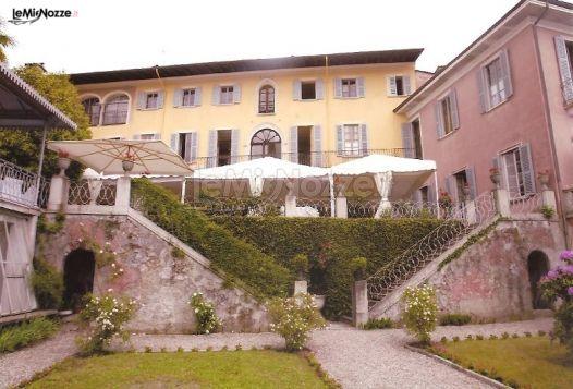 Bomboniere Matrimonio Novara.Villa Decio A Lortallo Di Ameno Novara Per Il Matrimonio Villa