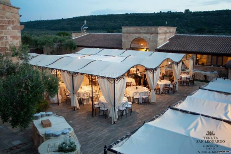 Tenuta San Leonardo - Il matrimonio a Lecce