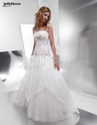 Collezione Floranna - Abito di nozze modello Michela