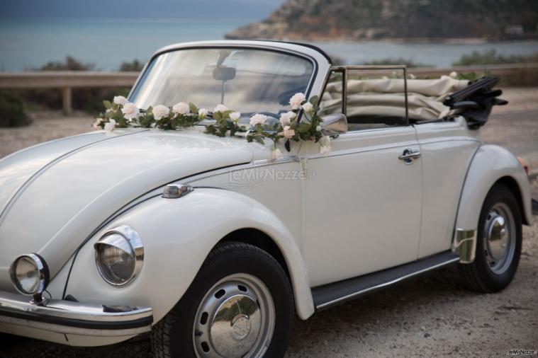Il Maggiolino Wedding - Noleggio auto per il matrimonio a Cagliari
