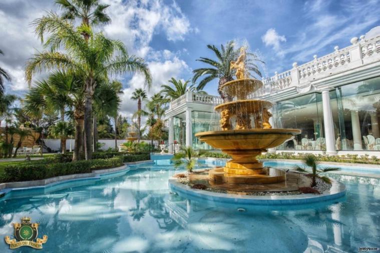 Parco dei Principi Ricevimenti - Location esclusiva ed elegante per il matrimonio a Foggia