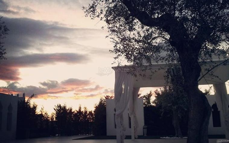 Esterni di Villa Carafa al tramonto - Villa Carafa - Foto 25
