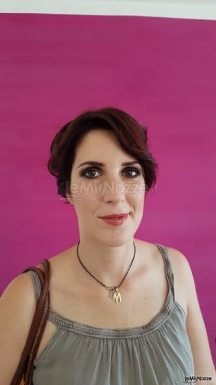 Tatiana Make up Artist - Trucco per una cerimonia importante
